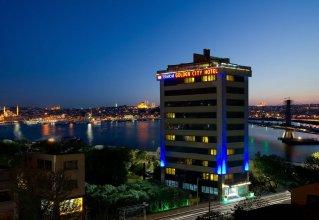 Отель Golden City Hotel Istanbul