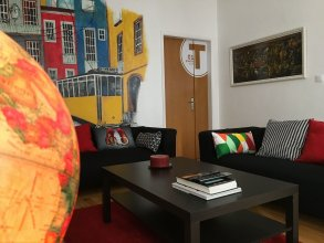 Terrace Lisbon Hostel
