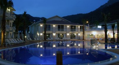 The Blue Lagoon Deluxe Hotel