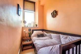 Bohemian Style, City Centre Apartment for 5 People