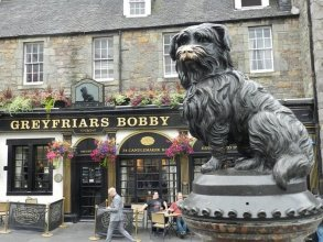 Greyfriars Bobby Home View Apartment - OLD Town