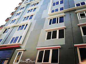 Отель Patong Buri Resort