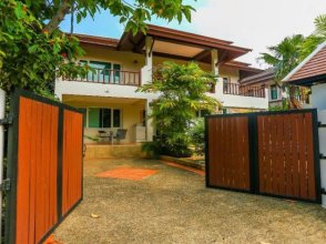 3 bedroom private pool central Pattaya villa