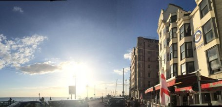 The Grapevine Seafront - Hostel