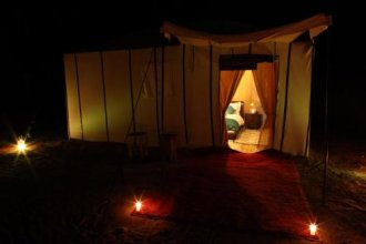 Sahara Luxury Camp