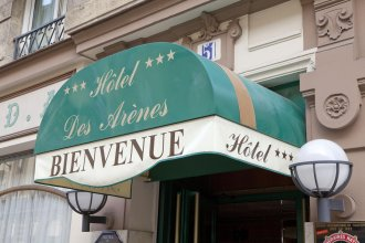 Hôtel Des Arènes