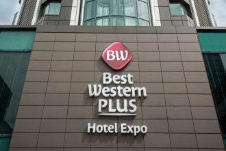 Best Western Plus hotel Expo