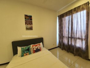 Miracle Comfy 4 Pax Getaway Butterworth