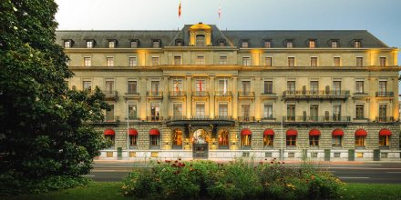 Hotel Metropole Geneve - Preferred Hotels & Resorts