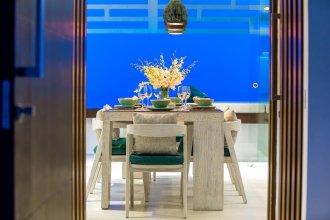 Villa Atlantis 6 - Deluxe 2Bdr, Sea View, Private Pool - Chaweng Noi