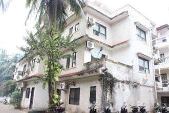 OYO 9729 Home 1BHK Calangute Beach Goa