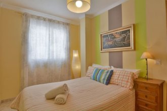 Townhouse 200mts to the beach