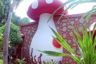 Mushroom House Kohlarn