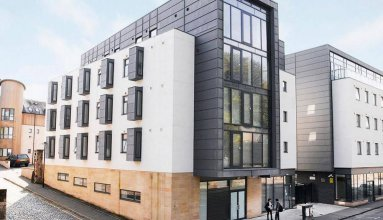 Panmure Court - Royal Mile - Campus Accommodation