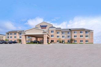 Fairfield Inn And Suites By Marriott Columbus West
