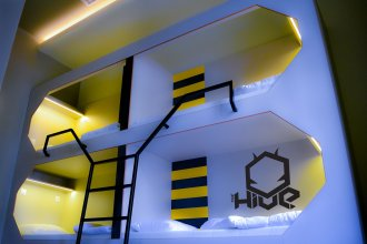 The Hive Party Hostel