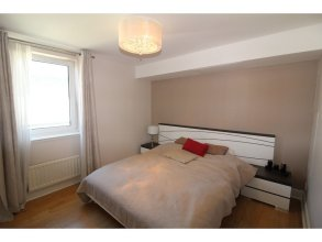 Stylish Modern 1BR Flat for 4 in Shore Side Leith