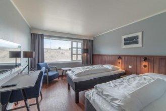 scandic partner sommaroy arctic hotel