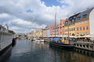 Exceptional Three-bedroom Apartment in Nyhavn - the Iconic Area of Copenhagen
