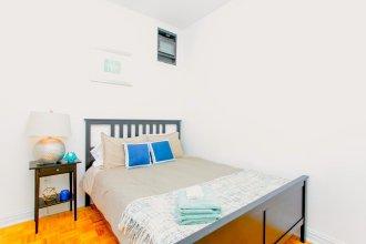 NY011 2 Bedroom Apartment By Senstay