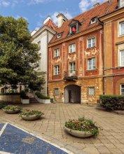 Warsaw Concierge Studio Old Town Square