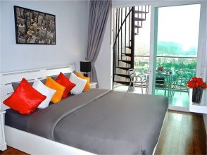 Emerald Patong 2 bedrooms Apartment with Terrace