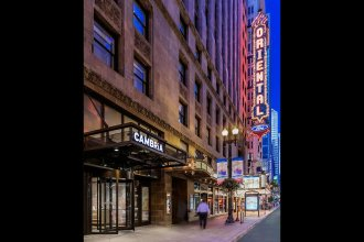 Cambria Hotel Chicago Loop - Theatre District