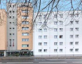 Отель Novum Hotel Aldea Berlin Centrum