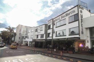 Hotel San Martin Armenia