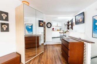 Cozy Studio on Frishman Ben Yehuda