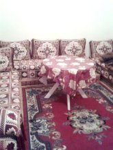 Apartment With 3 Bedrooms in Casablanca, With Wonderful City View and Terrace - 3 km From the Beach