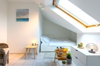 Duplex 3-bedrooms Laeken Brussels Expo