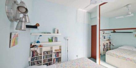 Testaccio 2 bedroom design