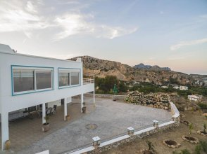 House With 3 Bedrooms in Rhodes, Greece, With Wonderful sea View, Furnished Terrace and Wifi - 800 m From the Beach