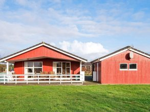 8 Person Holiday Home in Hemmet
