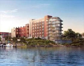 Victoria Harbour View Suite- slp 4