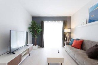 Modern 3 Bedroom Near Balluta Bay Sliema
