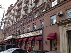 Apartments on Sadovaya-Kudrinskaya Street