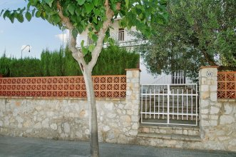 Villa With 6 Bedrooms in Canyelles, With Wonderful Mountain View, Priv