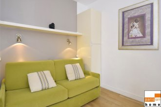 S02441 - Sophisticated and Cozy Studio for 2, Montorgueil Area