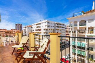 Excellent Apartment with Pool and View Ref 138