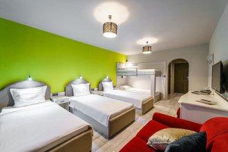 Отель Метропол
