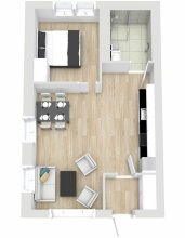 Luxury downtown apartments ap 405