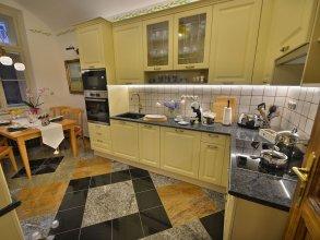 Luxurious Apartment Near River in Cezch Republic