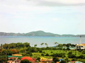 View Talay 2A Sea View Condo on 16th Floor Pattaya 1 Bedroom