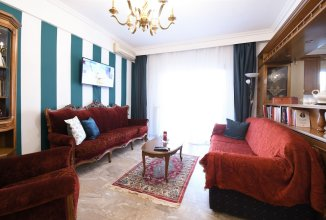 Rustic Apartment 2BR in Thessaloniki
