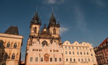 Hotel Evropa Praha 1 - Václavské náměstí