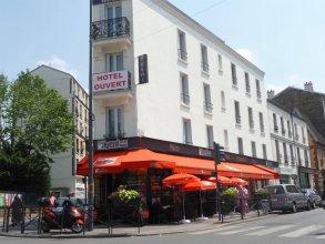 Café Hôtel De L'avenir