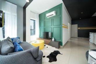 OYO Home 89392 Incredible 2br Arte Plus