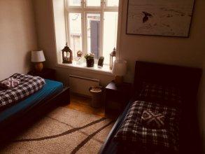 Design apartment CalmGiantTour